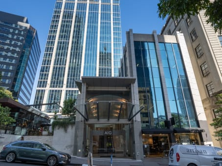 Building at Plaza Level, 41 Shortland Street in Auckland 1