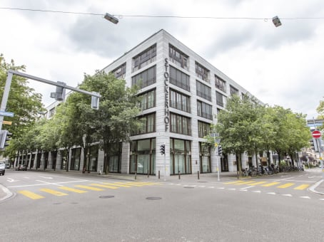 Regus Office Space in Zurich City Centre