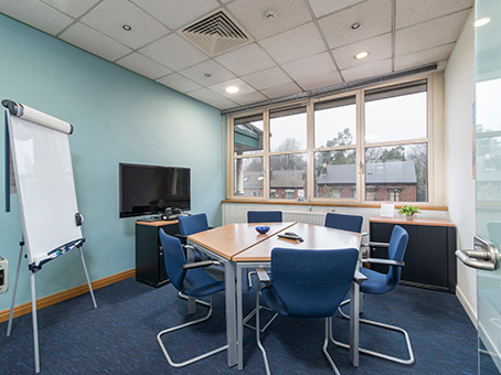 Regus Day Office in Sheffield Ecclesall Road