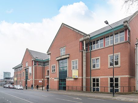 Regus Office Space, Sheffield Ecclesall Road
