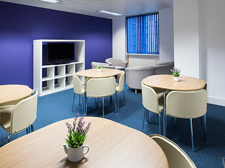 Regus Day Office in Edinburgh Conference House