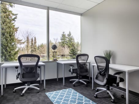Regus Business Lounge in Redmond Center