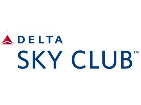 New York, New York  - Delta Sky Club (Terminal 2) 8 people