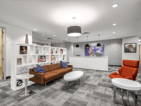 Regus Business Lounge in Brickstone Square - view 5