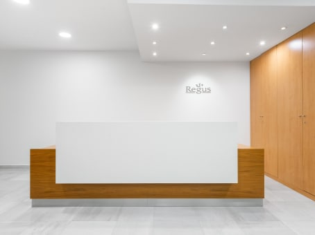 Regus Business Lounge in Valencia, Sorolla Center