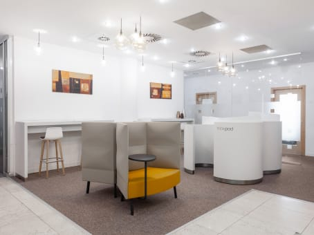 Regus Day Office in Bucharest Floreasca Plaza