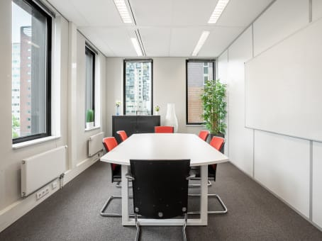 Regus Office Space in Tilburg Central Station