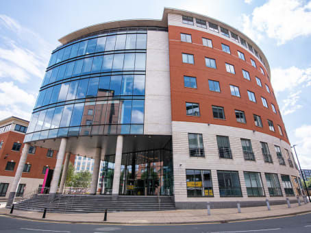 Regus Office Space, Leeds Wellington Place