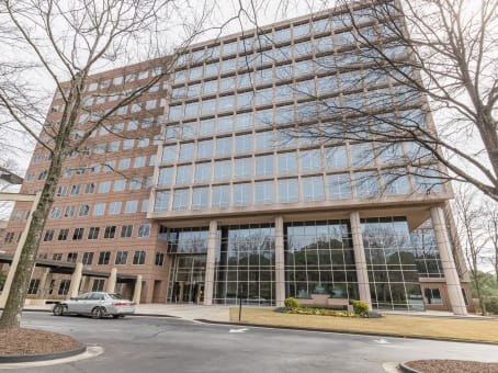 Regus Business Centre in Glenridge