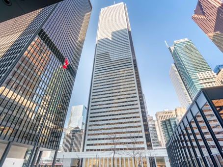 Building at 100 King Street West, Suite 5600 in Toronto 1