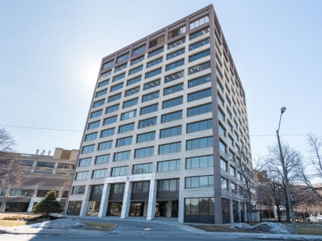 Building at 251 Consumers Road, Suite 1200 in Toronto 1