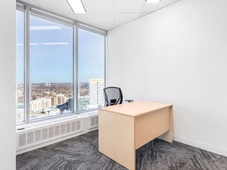 Regus Business Lounge in Eaton Centre