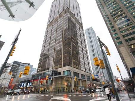 Regus Business Centre in Toronto Bloor and Yonge