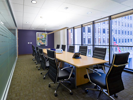 Regus Business Centre in Downtown Stevenson Street - view 9