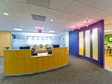 Regus Business Lounge in Downtown Stevenson Street - view 2