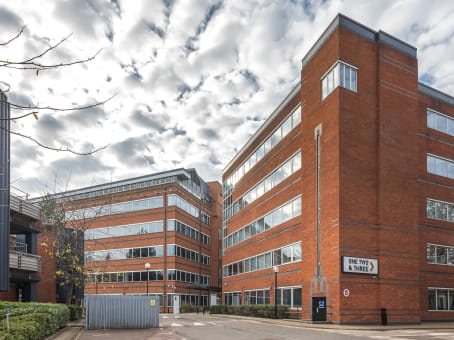 Regus Office Space, Borehamwood Maxwell Road
