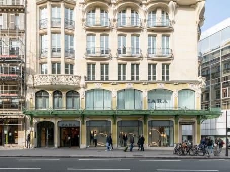 location de bureau en centre d 39 affaires paris montparnasse regus france. Black Bedroom Furniture Sets. Home Design Ideas