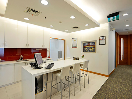 Regus Business Centre in Jakarta Menara Standard Chartered