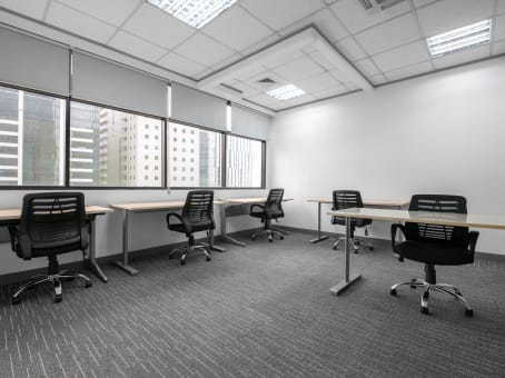 Regus Business Lounge in Manila Net Cube Global City