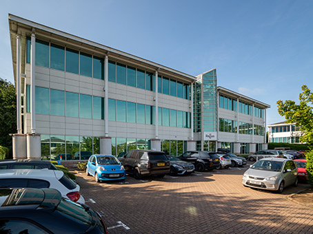 Regus Hot Desk, Northampton Business Park