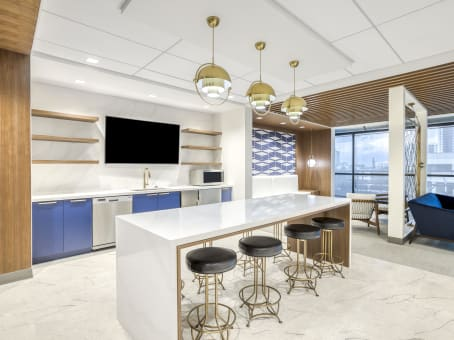 Regus Business Lounge in Downtown