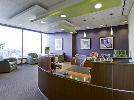 Regus Day Office in TD Canada Trust Centre