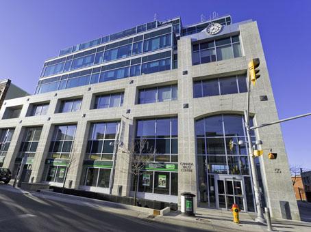 Td Canada Trust Centre Kitchener