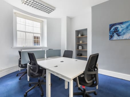 Ireland Office Space, Virtual Offices & Hot Desking to Rent