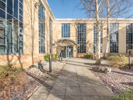 Regus Business Centre, Fleet Ancells Business Park