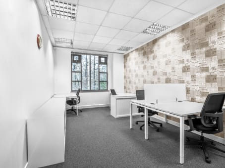 Regus Business Centre in Fleet Ancells Business Park