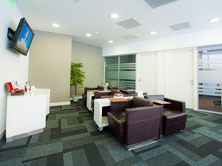 Regus Business Lounge in Bucharest City Centre