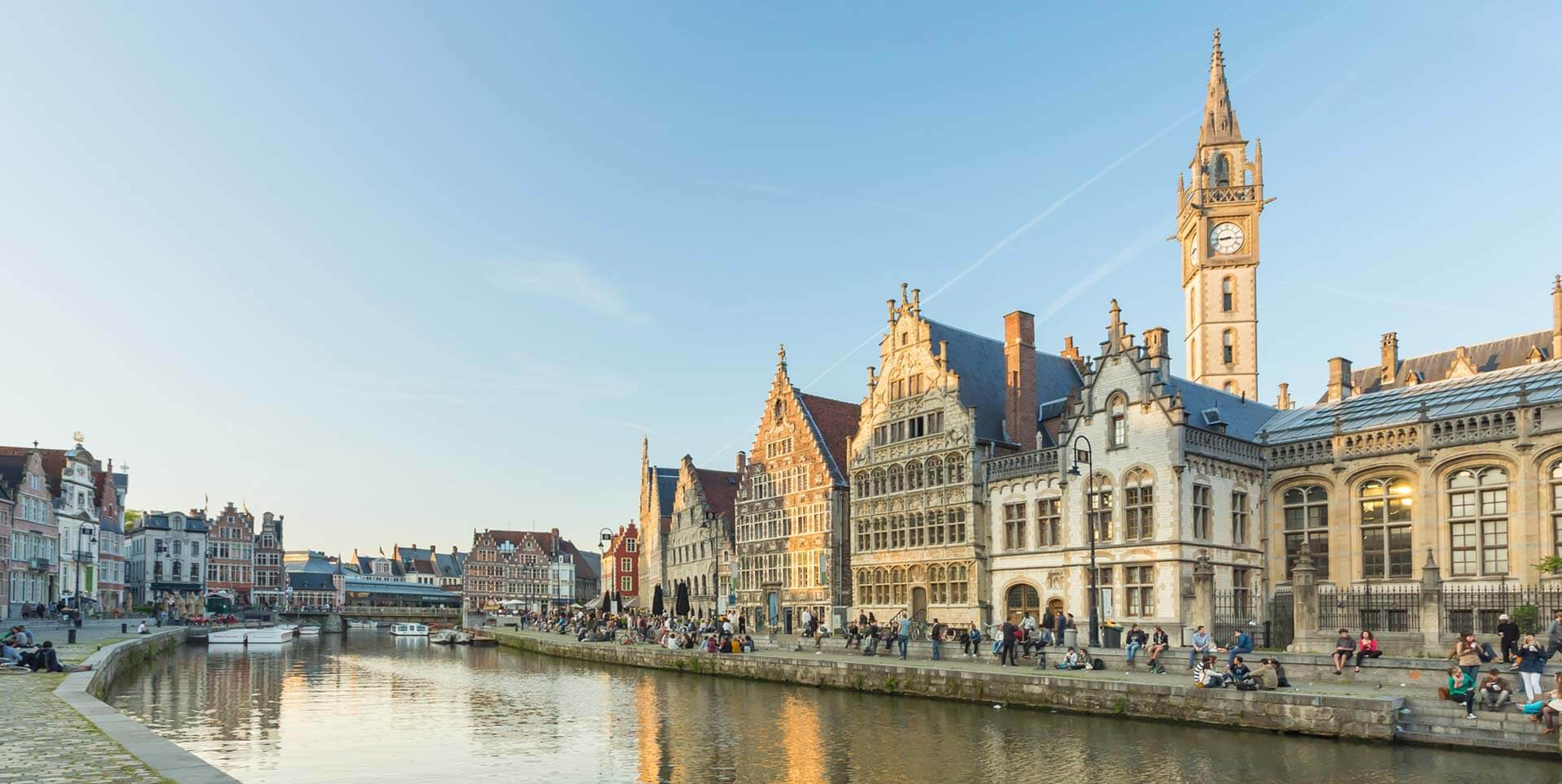 Office space in Ghent