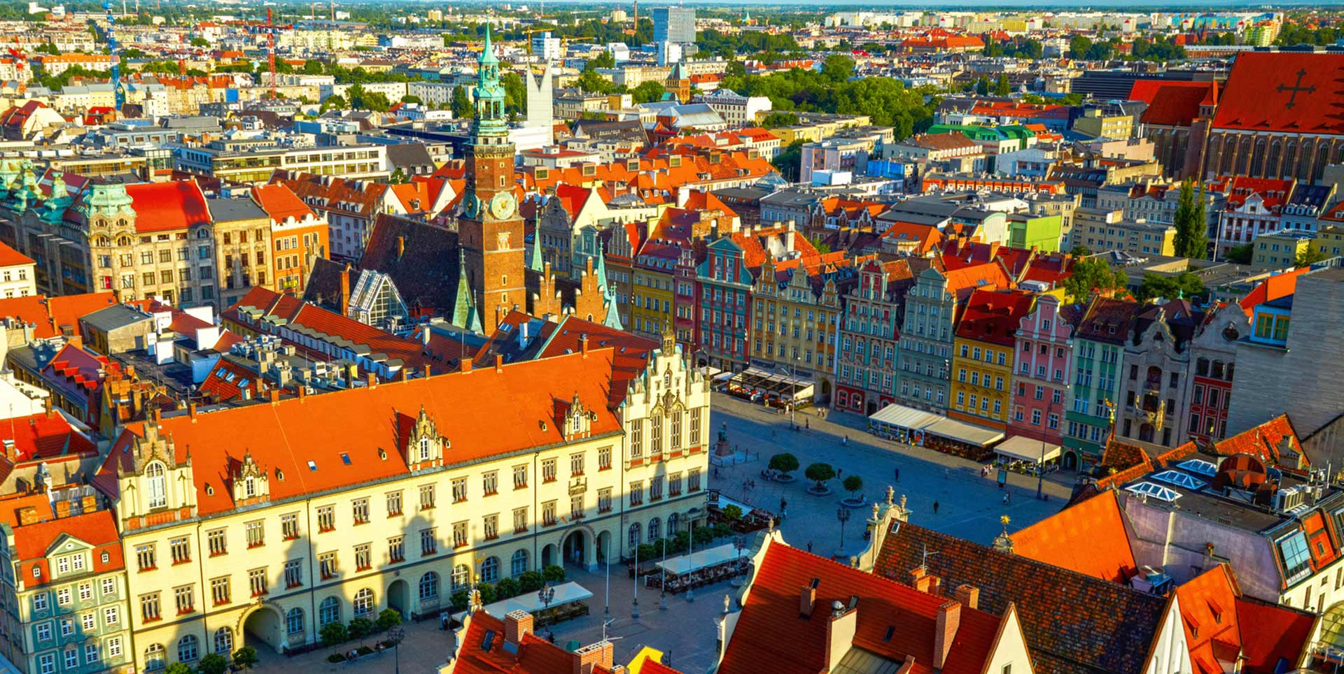Office space in Wroclaw