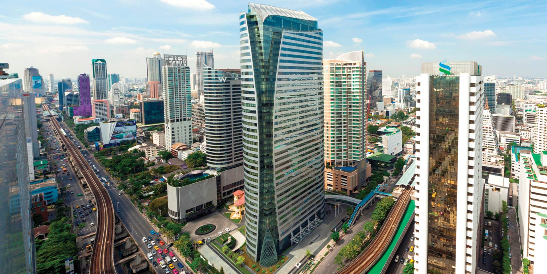 Office space in Bangkok