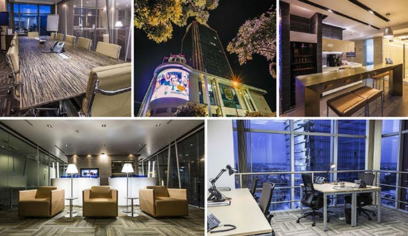 Office space in Phnom Penh and 2 other cities in Cambodia