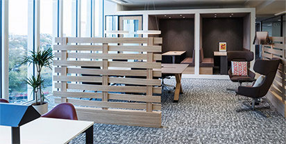Co-working Membership includes unlimited business lounges and access to co-working space