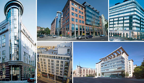 Office space in Budapest and 13 other cities in Hungary