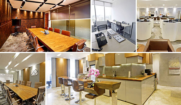 Office space in Jakarta and 21 other cities in Indonesia