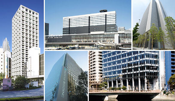 Office space in Nagoya and 143 other cities in Japan