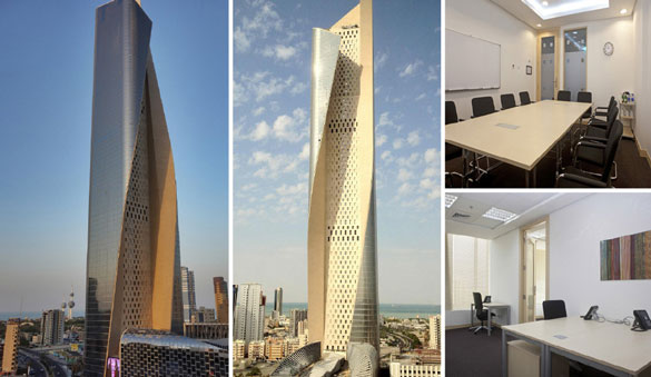 Virtual offices in Kuwait City and 2 other cities in Kuwait