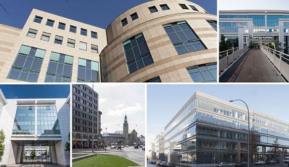 Office space in Senningerberg and 8 other cities in Luxembourg