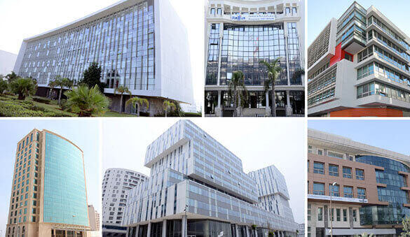 Office space in Sandton and 61 other cities in South Africa