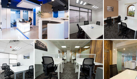 Office space in Dehiwela and 7 other cities in Sri Lanka