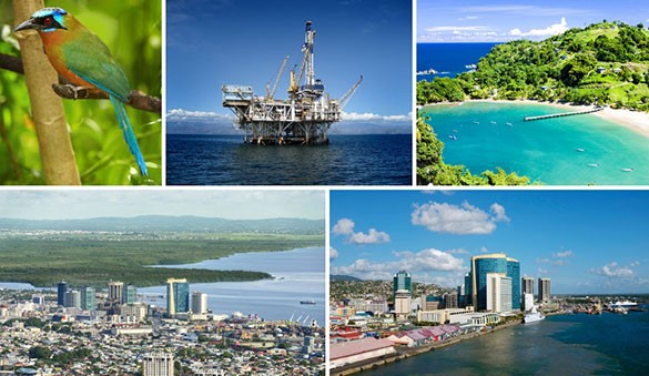 Virtual offices in Port of Spain and 2 other cities in Trinidad & Tobago