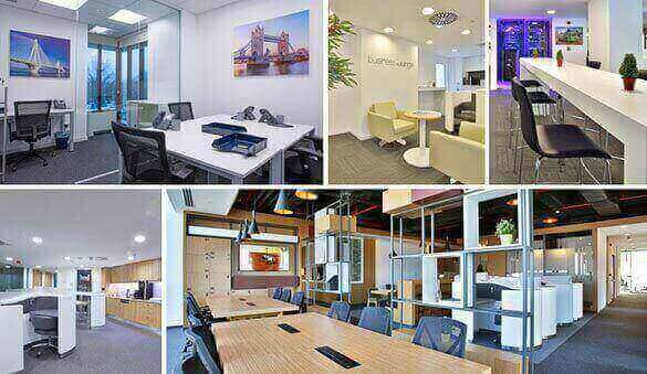 Office space in Ankara and 24 other cities in Turkey