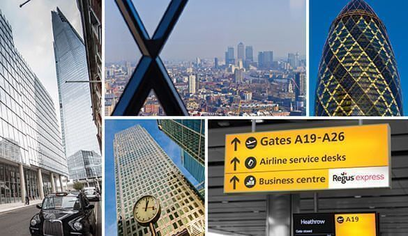 Virtuele kantoren in Gatwick en 325 andere steden in United Kingdom